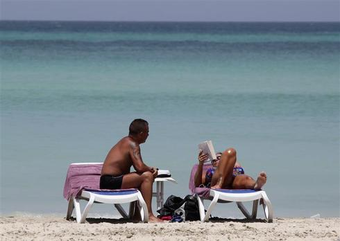 Beachside Cuba