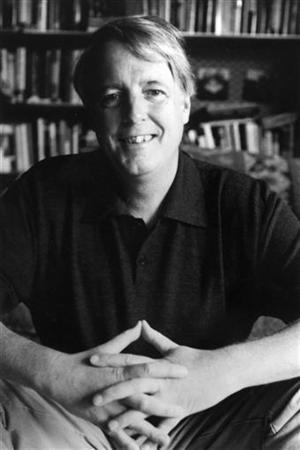 Author Joe McGinnis is pictured in this undated publicity photograph. FSP/JP/JDP