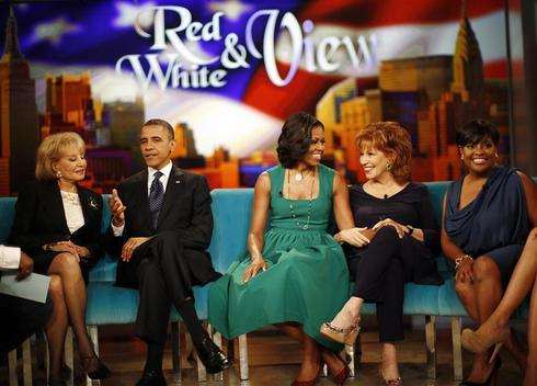 Obama on TV