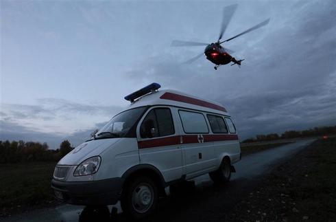Siberia's air 911