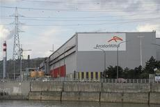 General view of the ArcelorMittal steel plant in Liege September 27, 2012. REUTERS/Laurent Dubrule (BELGIUM - Tags: BUSINESS)