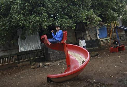 Mumbai's slum life