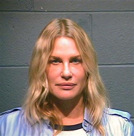 Actress Daryl Hannah arrested in Keystone pipeline protest
