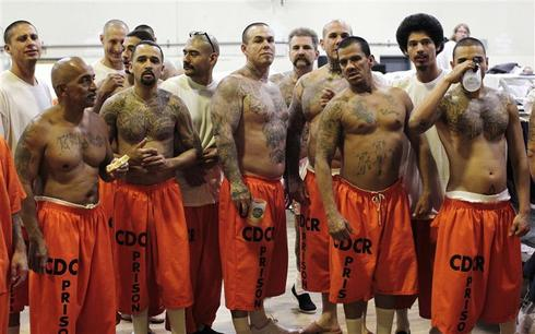 California's overcrowded prisons