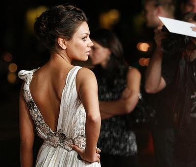 """Sexiest woman alive"": Mila Kunis"