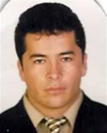 Heriberto ''The Executioner'' Lazcano, head of the Zetas drug gang, is seen in this undated police handout file photo. REUTERS/Courtesy of the Procuraduria General de la Republica/Handout/Files