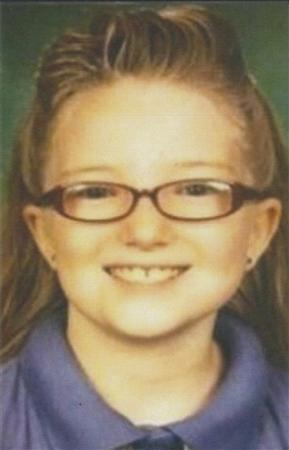 Jessica Ridgeway, 10, who vanished October 5, 2012, after leaving for school in the Denver suburb of Westminster, Colorado is shown in this undated photograph provided by the Westminster, Colorado Police Department. The search for Ridgeway who authorities believe was abducted on her way to school has led to the discovery of a dismembered body at a park several miles from where the fifth-grader vanished, police said on October 11, 2012. REUTERS/Westminster, Colorado Police Department/Handout