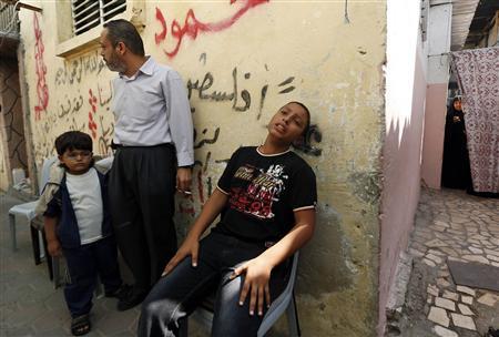 Slain Gaza militants were senior Qaeda affiliates