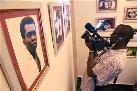 Nigeria opens museum to Afrobeat King Fela Kuti | Reuters com