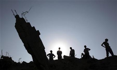 War will not resolve Gaza problem - Israeli official | Reuters