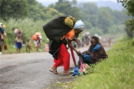 Insight: Ethnic, economic interests entangle Rwanda in Congo