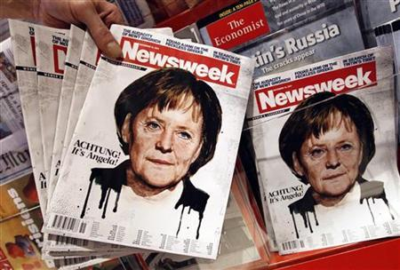 After 79 years in print, Newsweek goes digital only