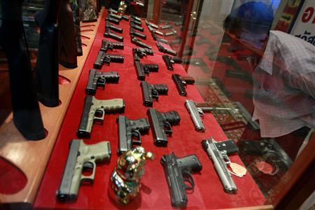 Friendly Thailand stares down the barrel of rising gun crime