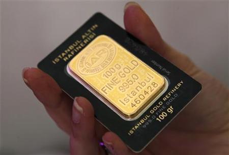 Exclusive: Turkish gold trade booms to Iran, via Dubai