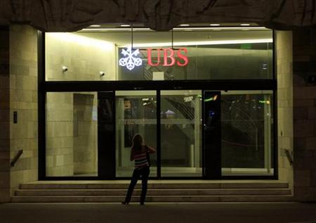 UBS to cut up to 10,000 jobs bankwide: source