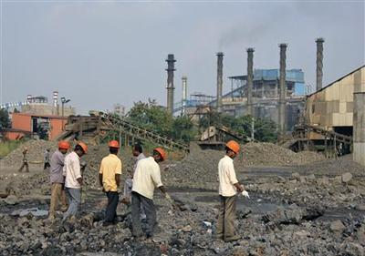 Indian state's industrial dream mired in delays, protests