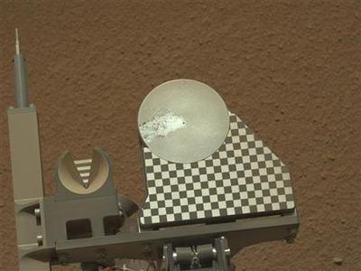 Mars rover still sniffing for elusive methane