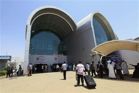 khartoum sudan airport