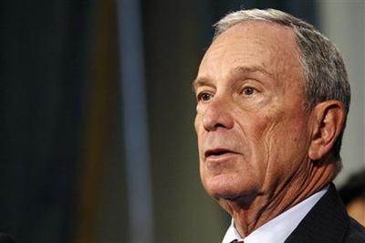 NY mayor cites climate stance in endorsing Obama