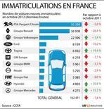 <p>IMMATRICULATIONS EN FRANCE</p>