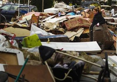 Too soon to estimate insured losses from Sandy: RMS