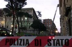 Una immagine d'archivio del Ministero dell'Interno a Roma. REUTERS/ Vincenzo Pinto REUTERS VP