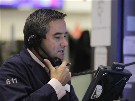Wall Street ends storm-shortened week with a selloff