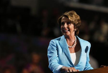 Democrat Pelosi focused on U.S. election, mum on her future
