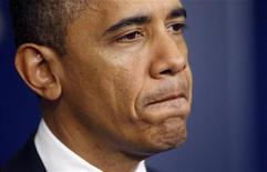 Il presidente Usa Barack Obama. REUTERS/Jason Reed