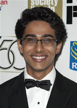 Cast member Suraj Sharma attends the opening night gala presentation of film ''Life Of Pi'' at the 50th New York Film Festival at Alice Tully Hall in New York September 28, 2012. REUTERS/Andrew Kelly
