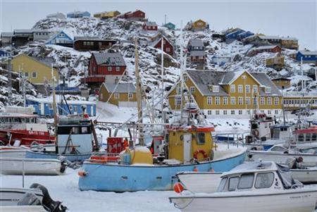 Insight: Great expectations fill Greenland as China...