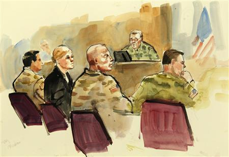 U.S. soldier charged with killing 16 Afghans appears...