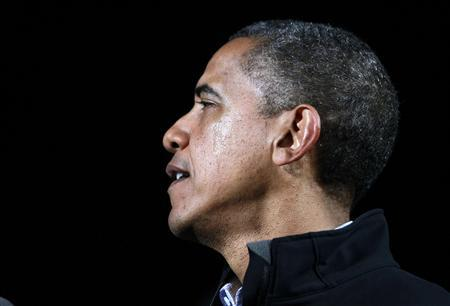 Emotional Obama ends campaign in Iowa with call for change