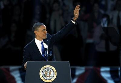 Having dispatched Romney, Obama faces Iran, Syria