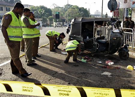 Gunfight at Sri Lanka's biggest prison kills 27
