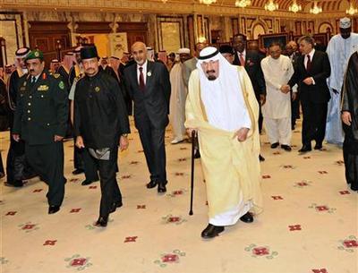 Saudi King to undergo back operation next week
