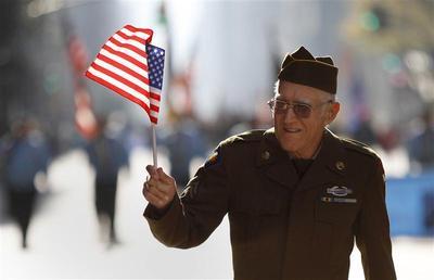 Remembering the veterans