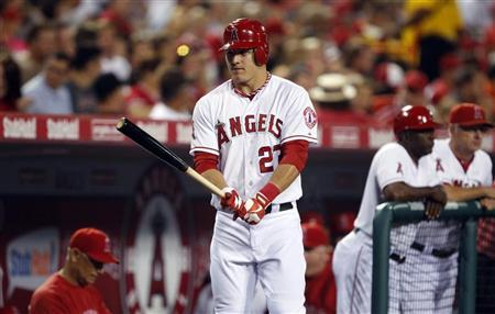 Trout and Harper claim rookie of the year honors
