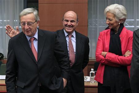 EU, IMF clash over Greece revives debt crisis fears