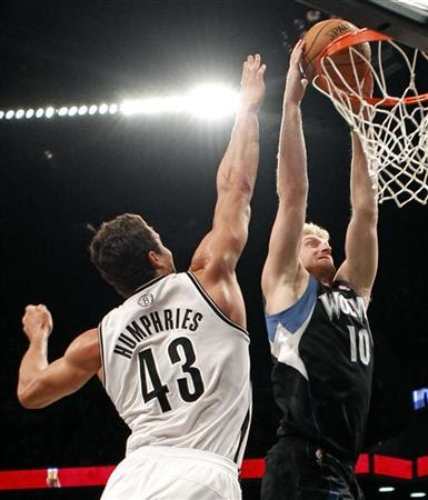 Timberwolves' Budinger out for 3-4 months after knee surgery
