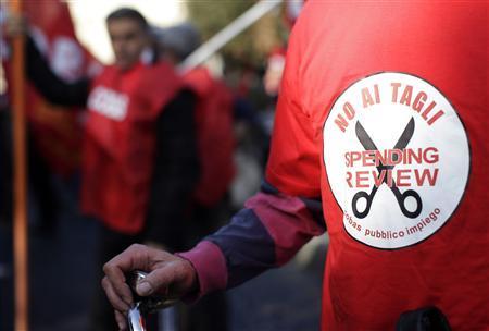 Anti-austerity strikes sweep Europe