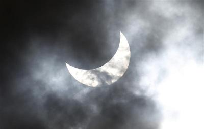 Eclipse in Australia