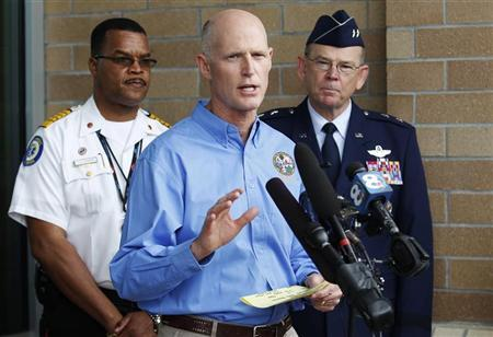 Florida governor orders review of election laws after voting snafus
