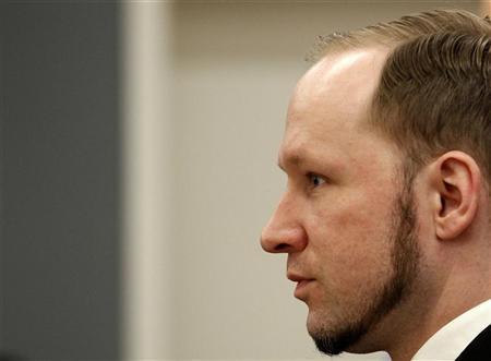 Norway killer Breivik wrote to German far-right suspect: Spiegel