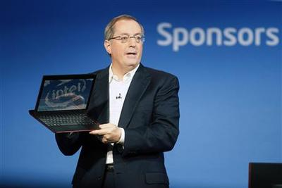 Intel CEO to retire as chipmaker struggles with mobile