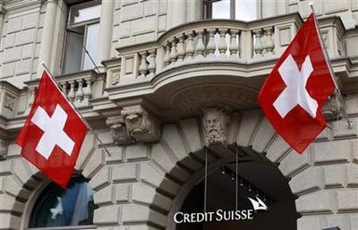 New York prepares lawsuit against Credit Suisse: source