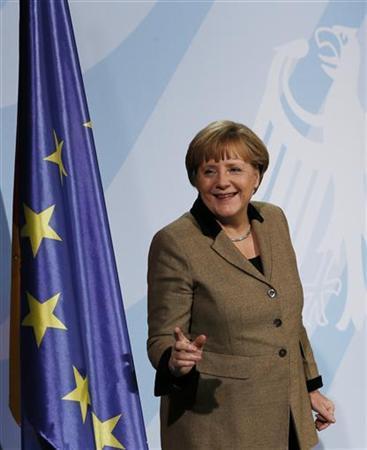 REUTERS/Thomas Peter (GERMANY - Tags: POLITICS)