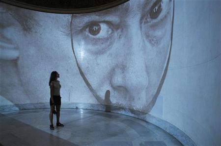 Camembert to clocks: Dali's genius on show in Paris
