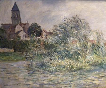 Former Marcos aide charged with secretly keeping Monet painting