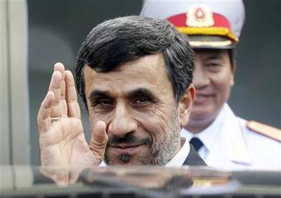 Ahmadinejad off the hook as Iran's parliament withdraws summons